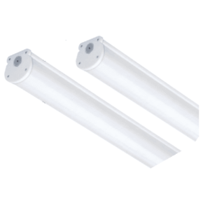 led linear high bay fixture for warehouses