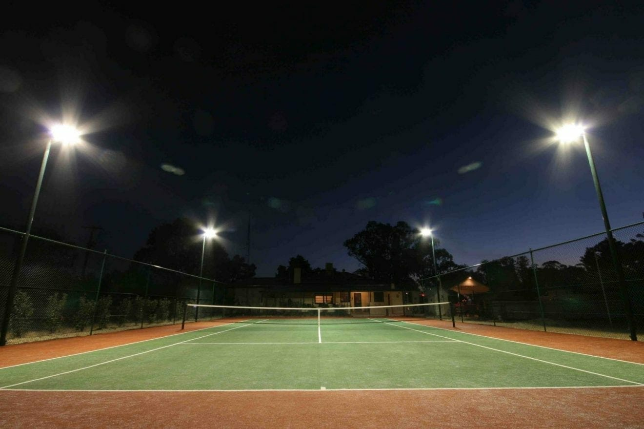 Tennis Court Light