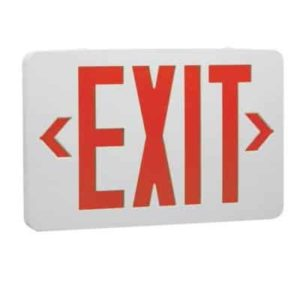 Exit Red