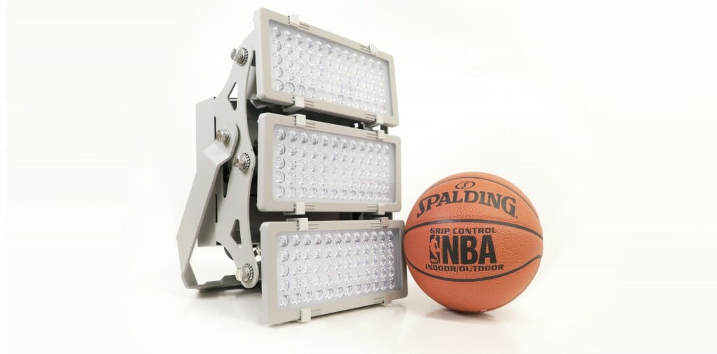 600w With Basketball