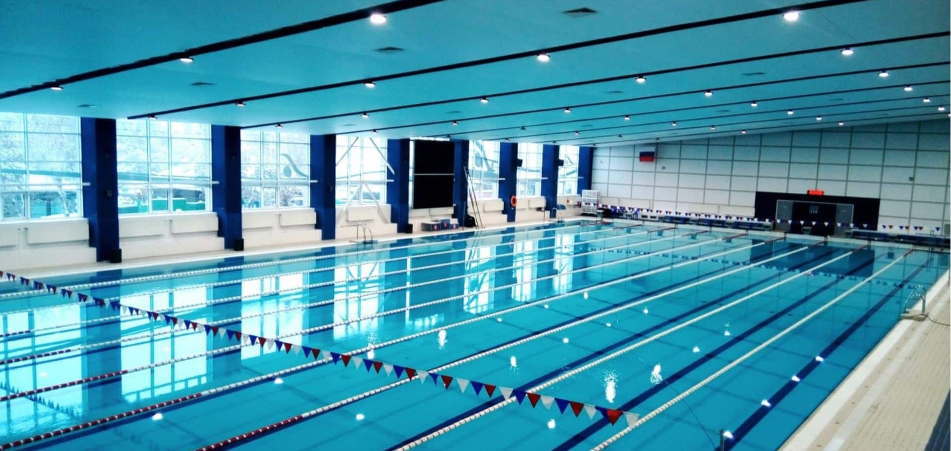 Commercial Natatorium Pool Lighting Design Guide