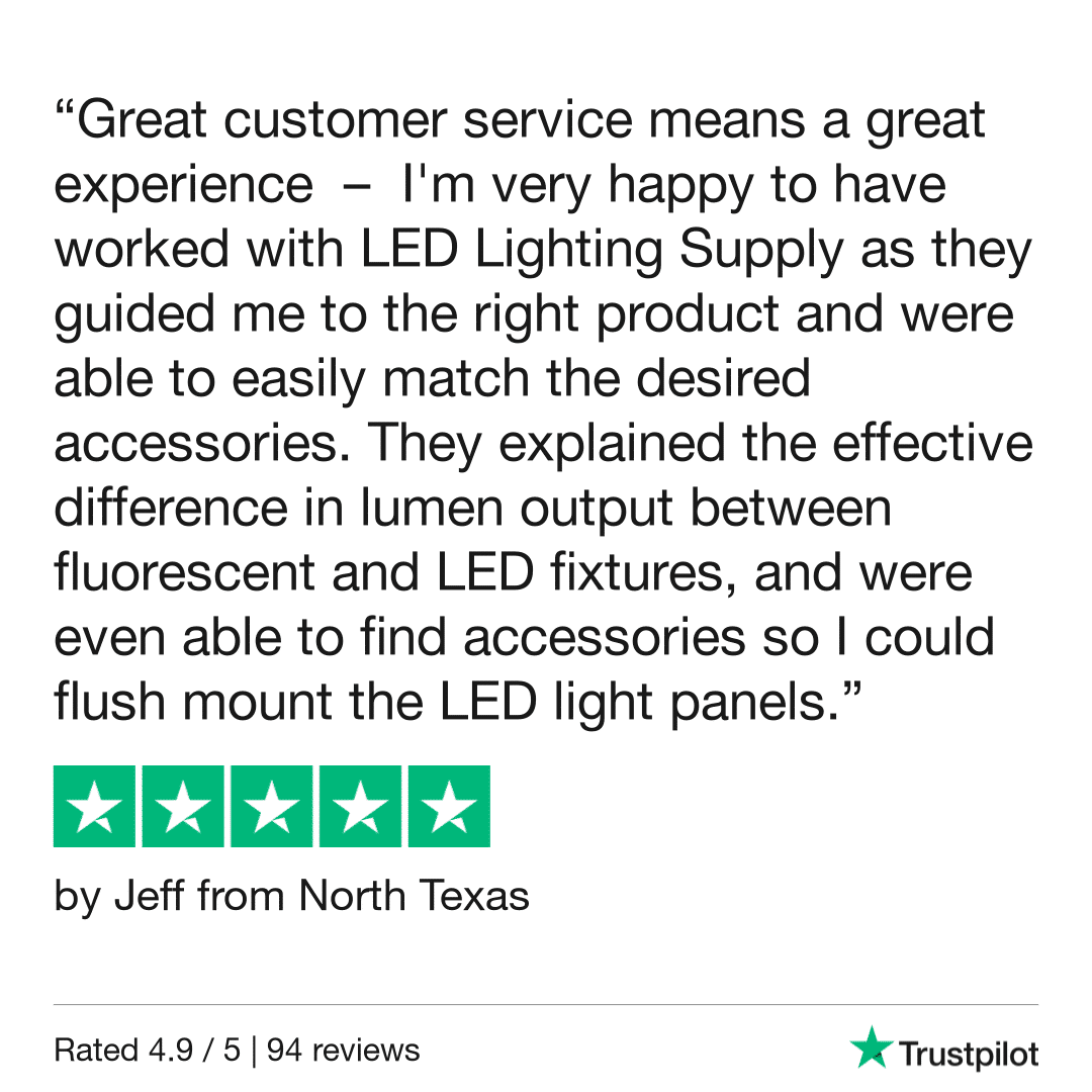 Trustpilot Review Jeff From North Texas