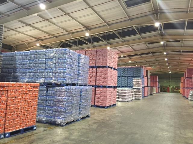 Coca Cola Warehouse 150w High Bay