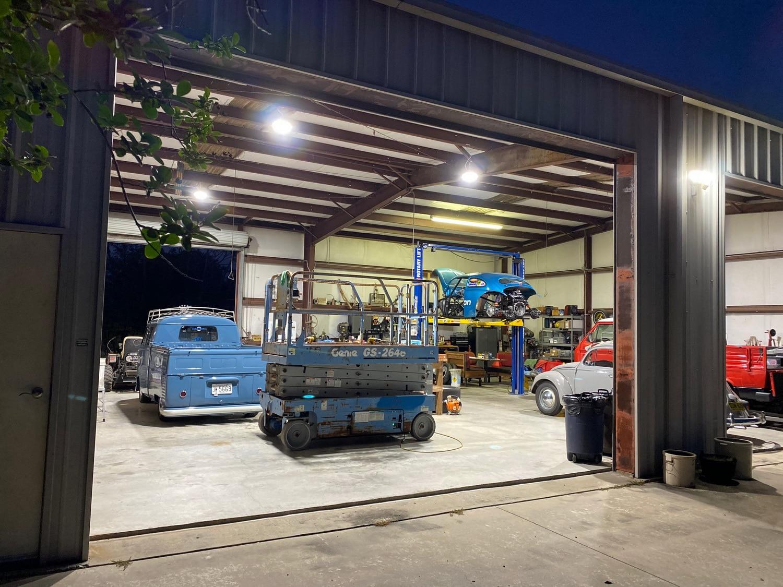 Mllg Led Hbc 150 50 Fc Shop Lighting